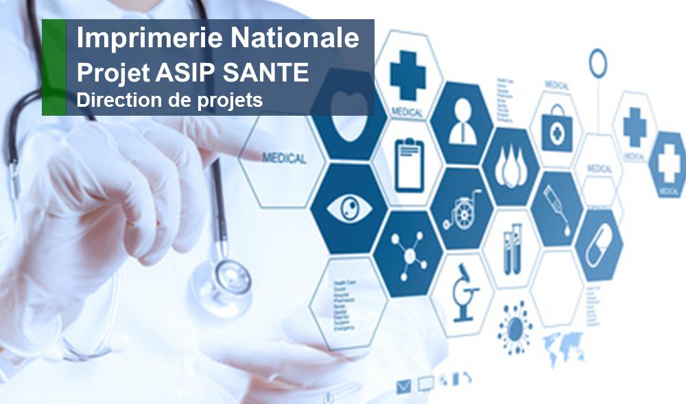 Santé : Programme ASIP